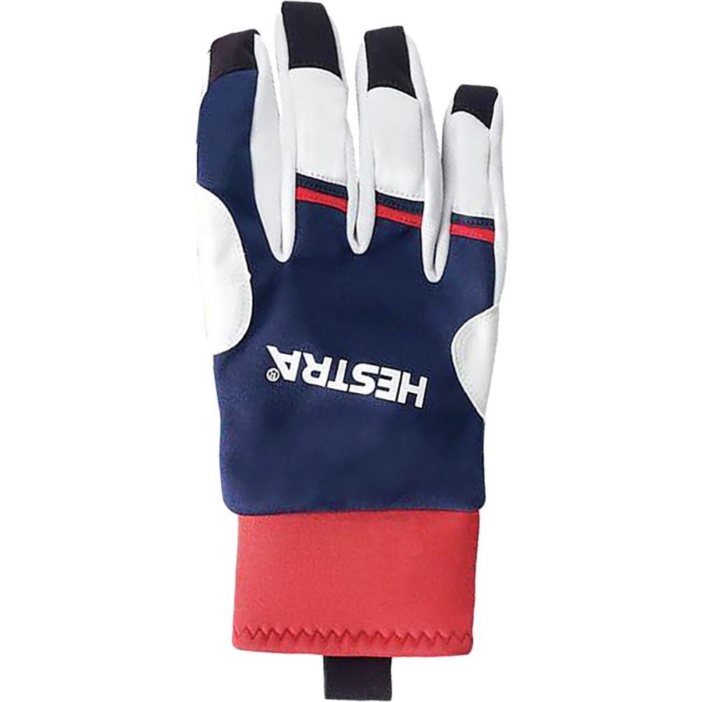ヘスタ メンズ 手袋・グローブ【Windstopper Race Tracker Glove】Navy