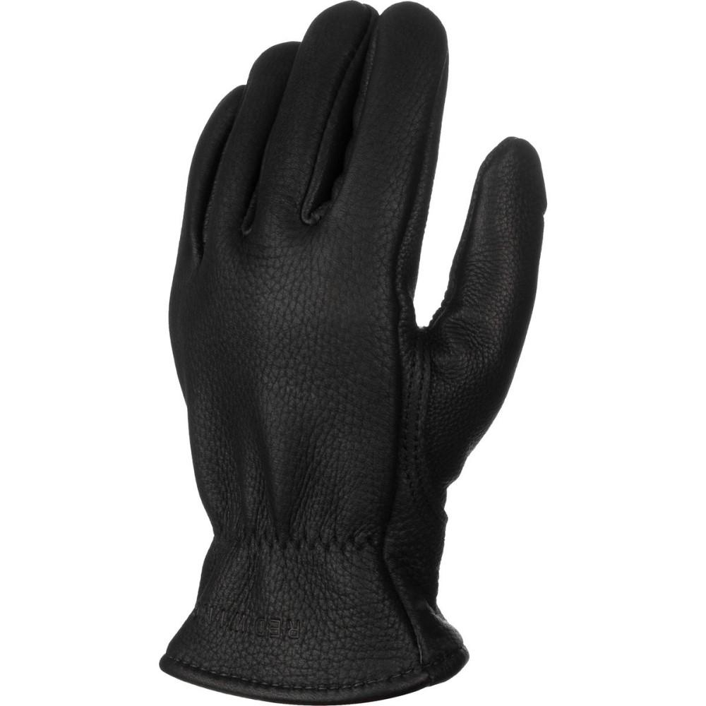 レッドウィング メンズ 手袋・グローブ【Buckskin Leather Gloves】Black