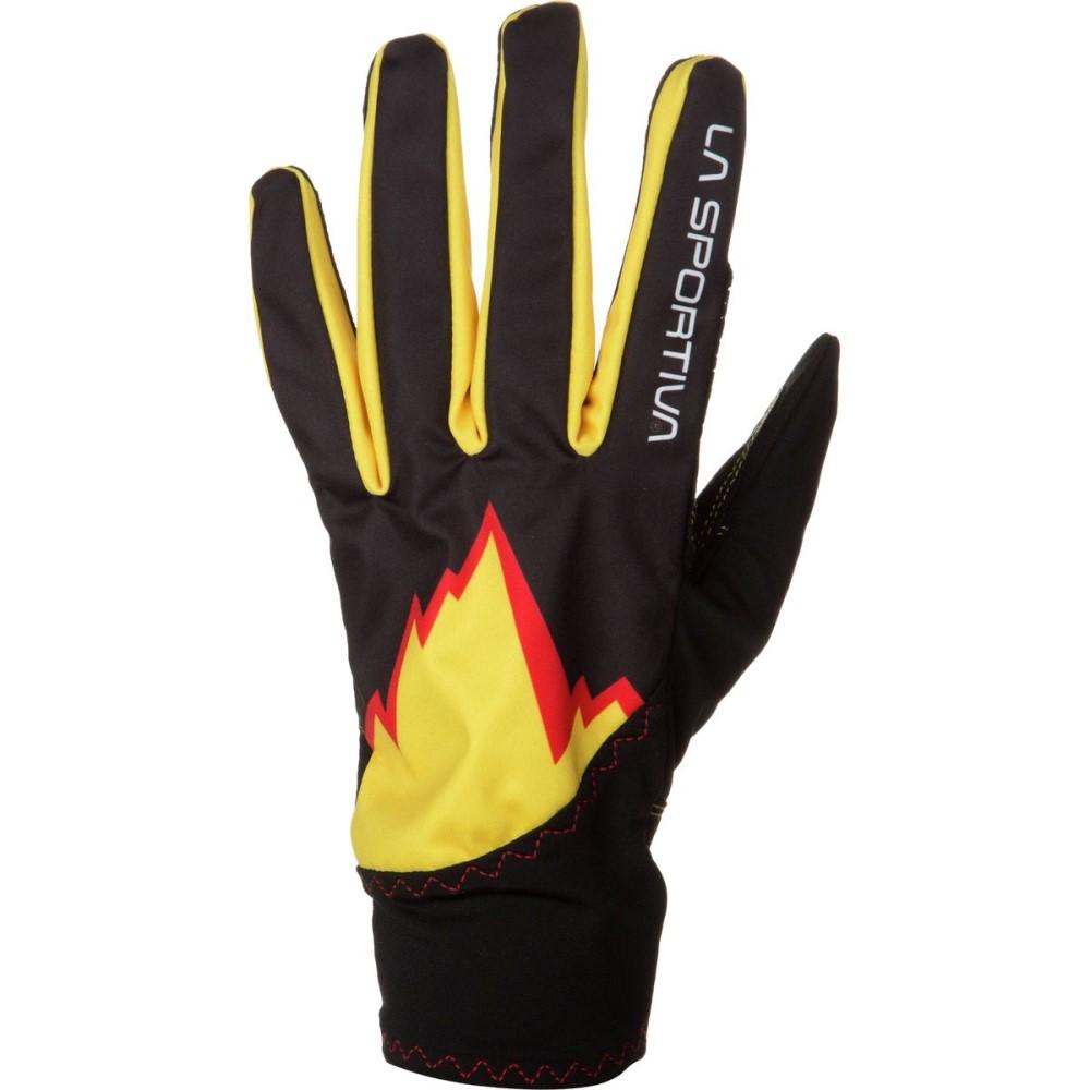 ラスポルティバ メンズ 手袋・グローブ【Syborg Glove】Black/Yellow