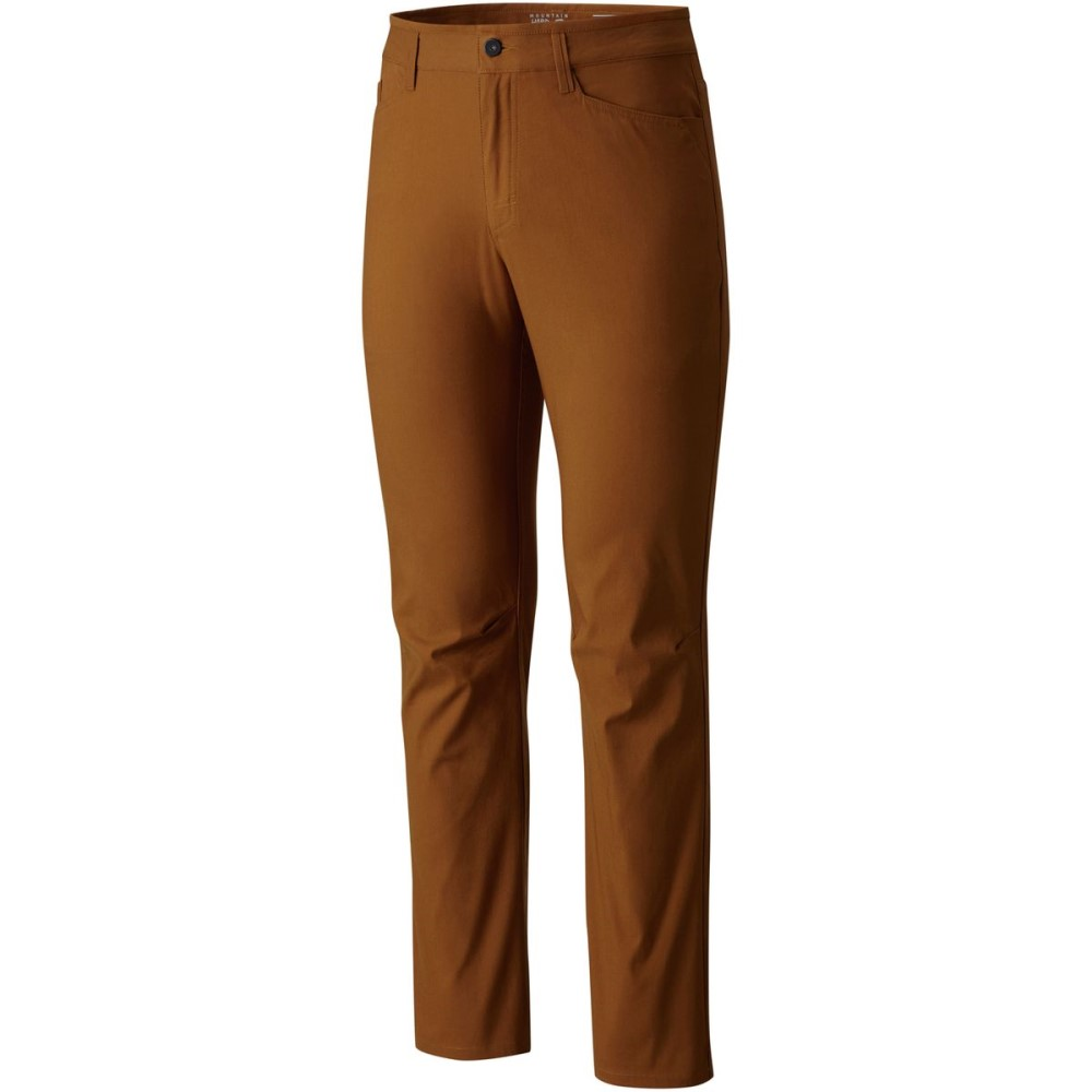 マウンテンハードウェア メンズ ボトムス・パンツ【Hardwear AP 5 - Pocket Pants】Golden Brown