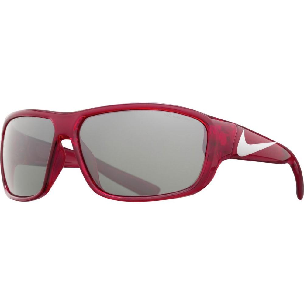 想像を超えての ナイキ レディース スポーツサングラス【Mercurial 8.0 E Sunglasses】Cardinal Red / Grey Lens, Rich.131 8052aa47