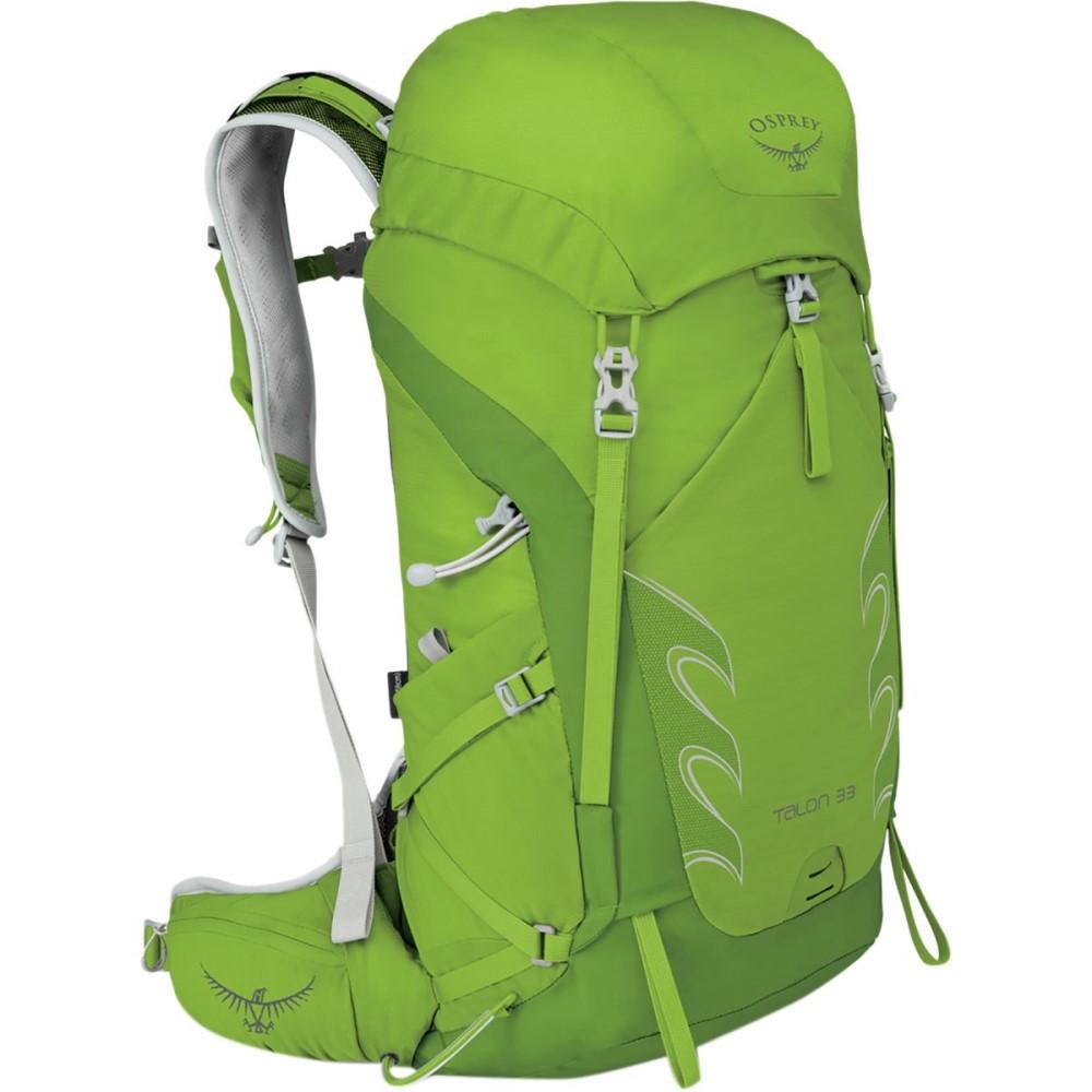 オスプレー メンズ バッグ バックパック・リュック【Talon 33L Backpack】Spring Green