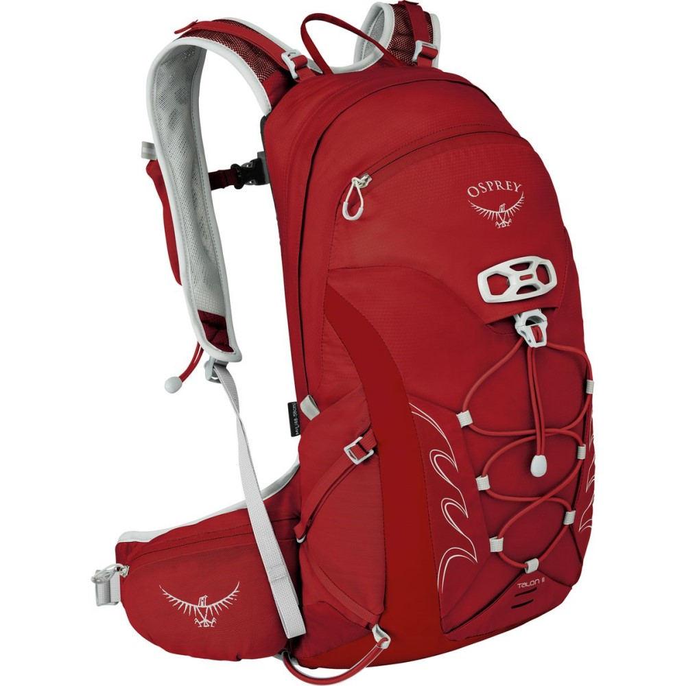 オスプレー メンズ バッグ バックパック・リュック【Talon 11L Backpack】Martian Red