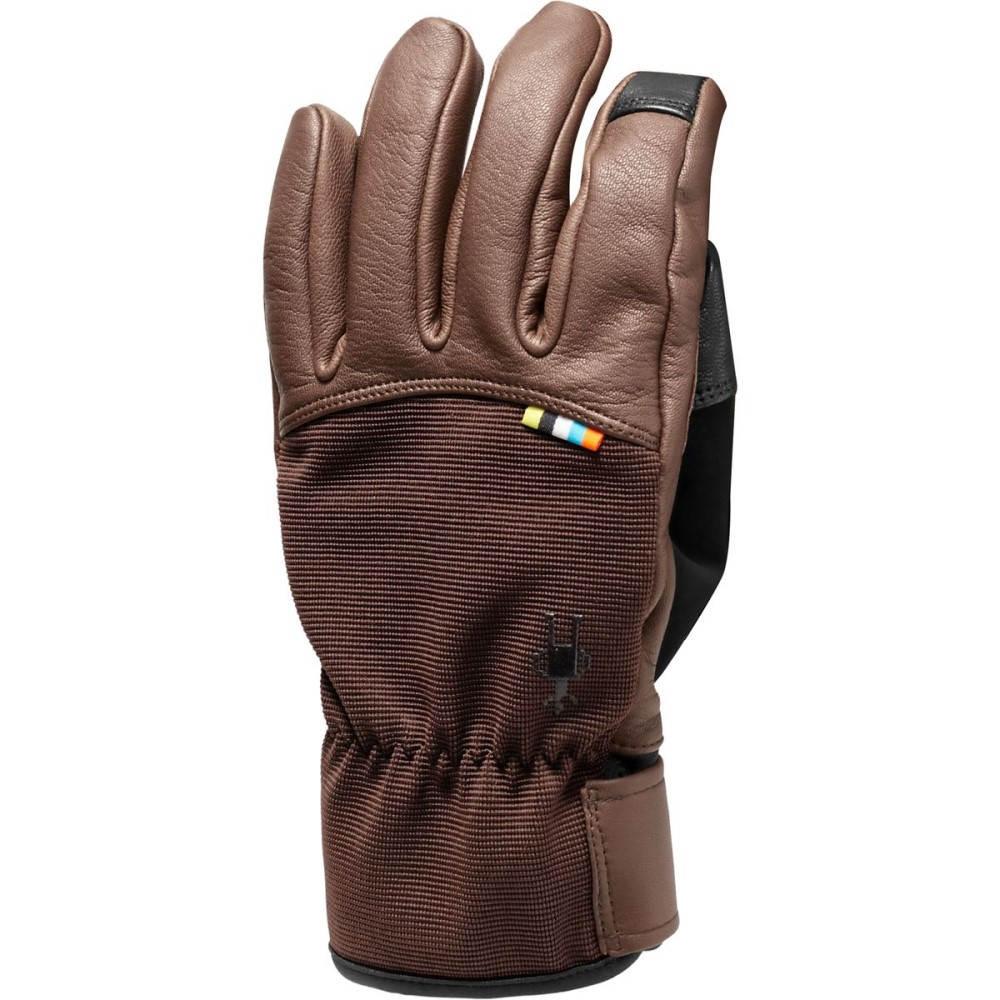 スマートウール レディース 手袋・グローブ【PhD Spring Glove】Brown