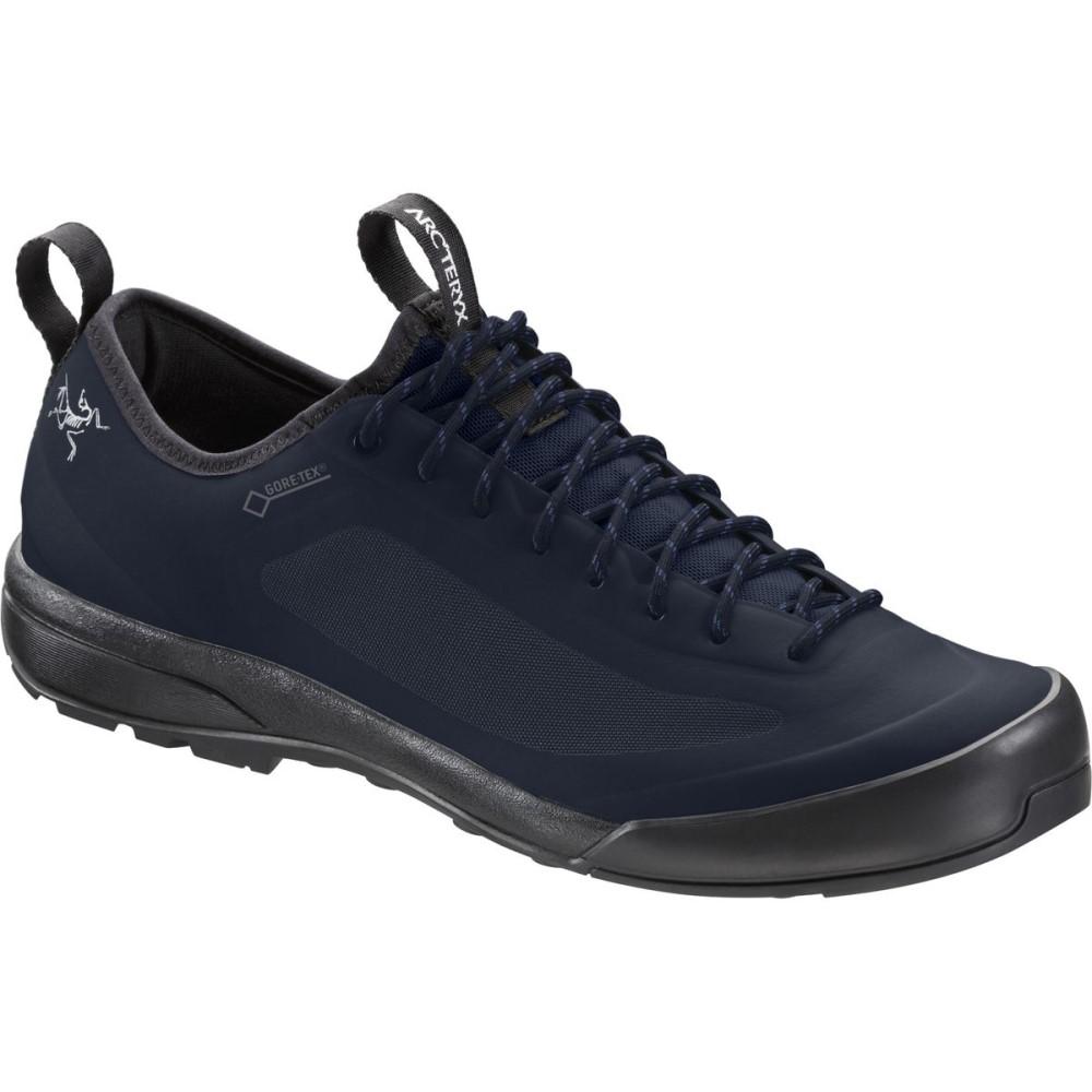 アークテリクス メンズ ハイキング・登山 シューズ・靴【Acrux SL GTX Approach Shoes】Total Eclipse/Blue Nights