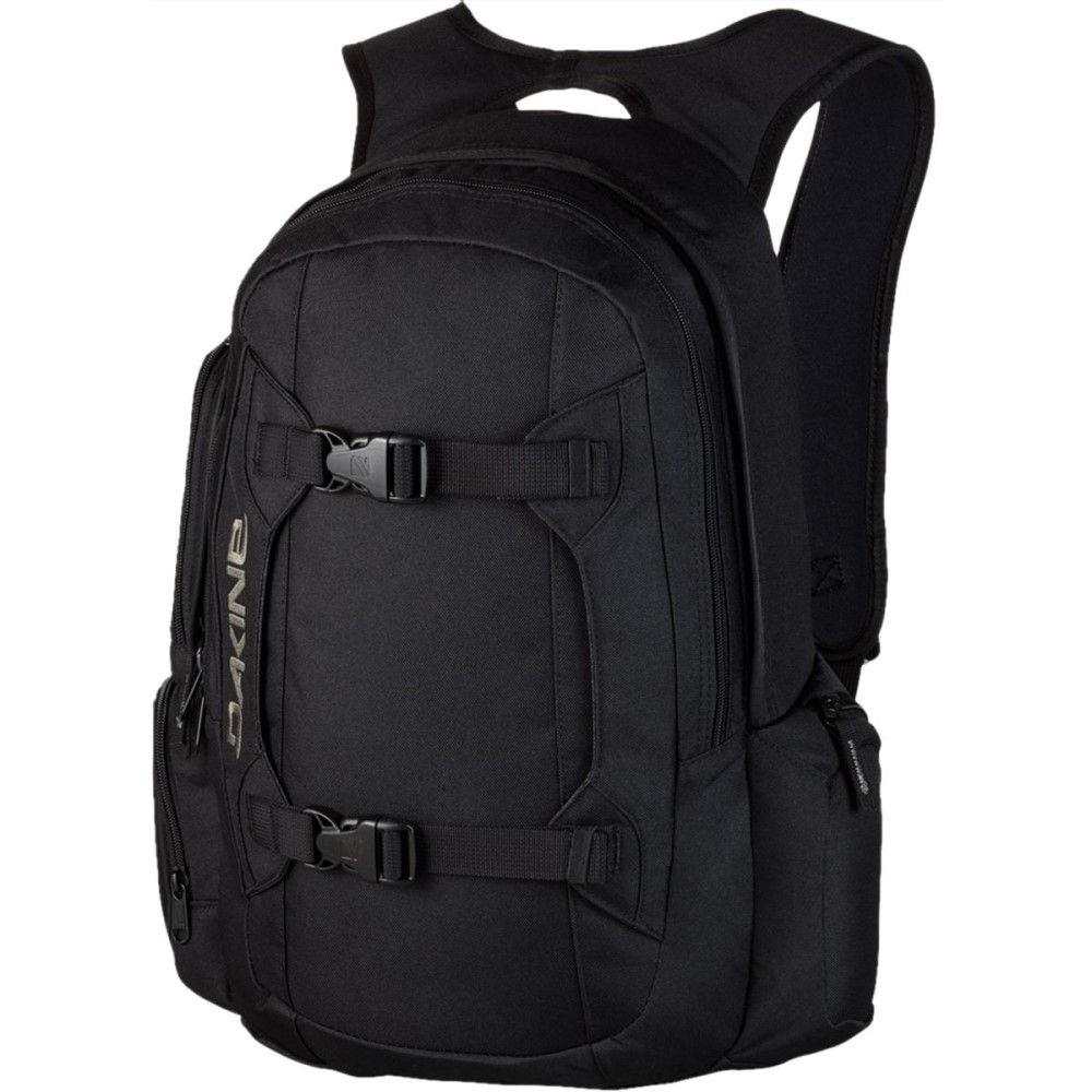 ダカイン メンズ バッグ バックパック・リュック【Mission 25L Backpack】Black