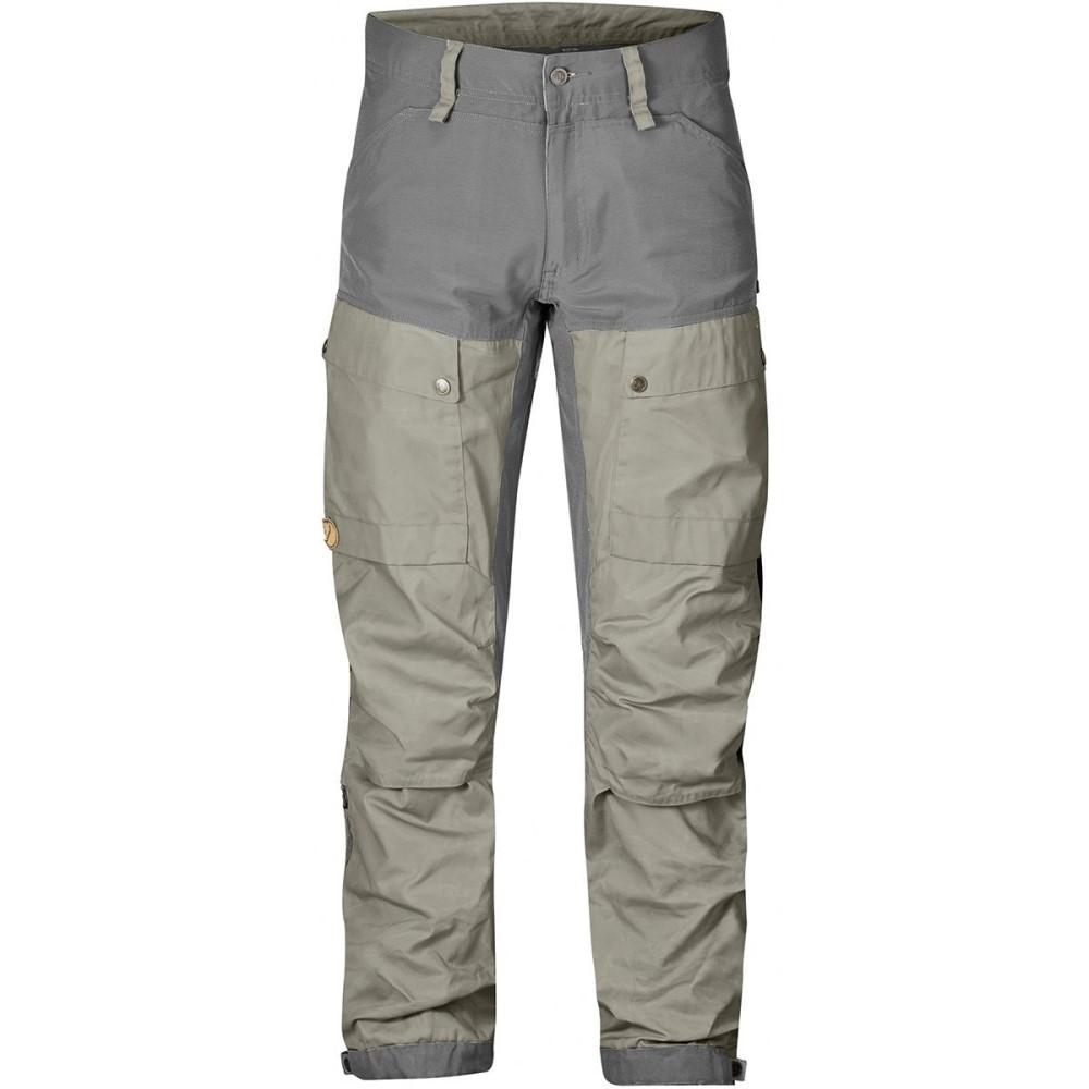フェールラーベン メンズ クライミング ボトムス・パンツ【Keb Trousers】Fog/Grey