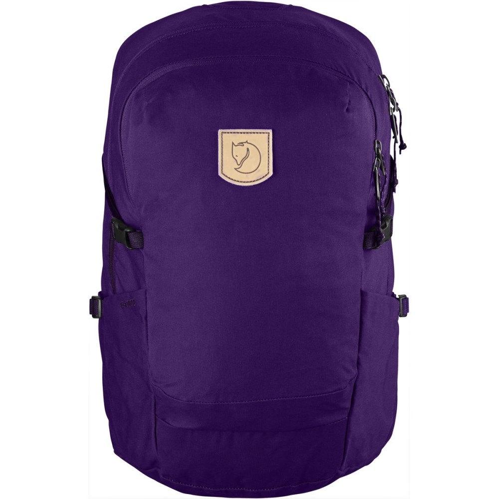 フェールラーベン レディース バッグ バックパック・リュック【High Coast Trail 26L Backpack】Purple, ベクトル プリマベーラ店:64920e54 --- monokuro.jp