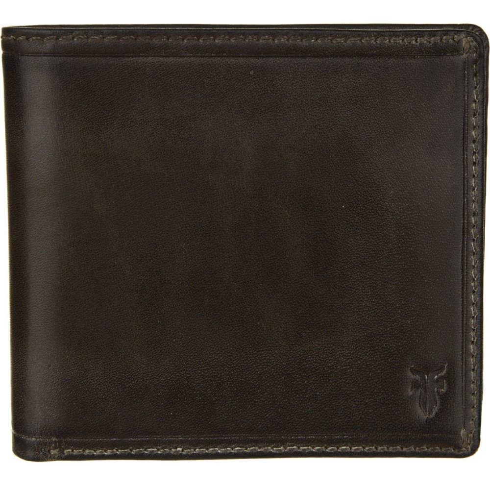 フライ メンズ 財布【Logan Billfold Wallets】Dark Brown