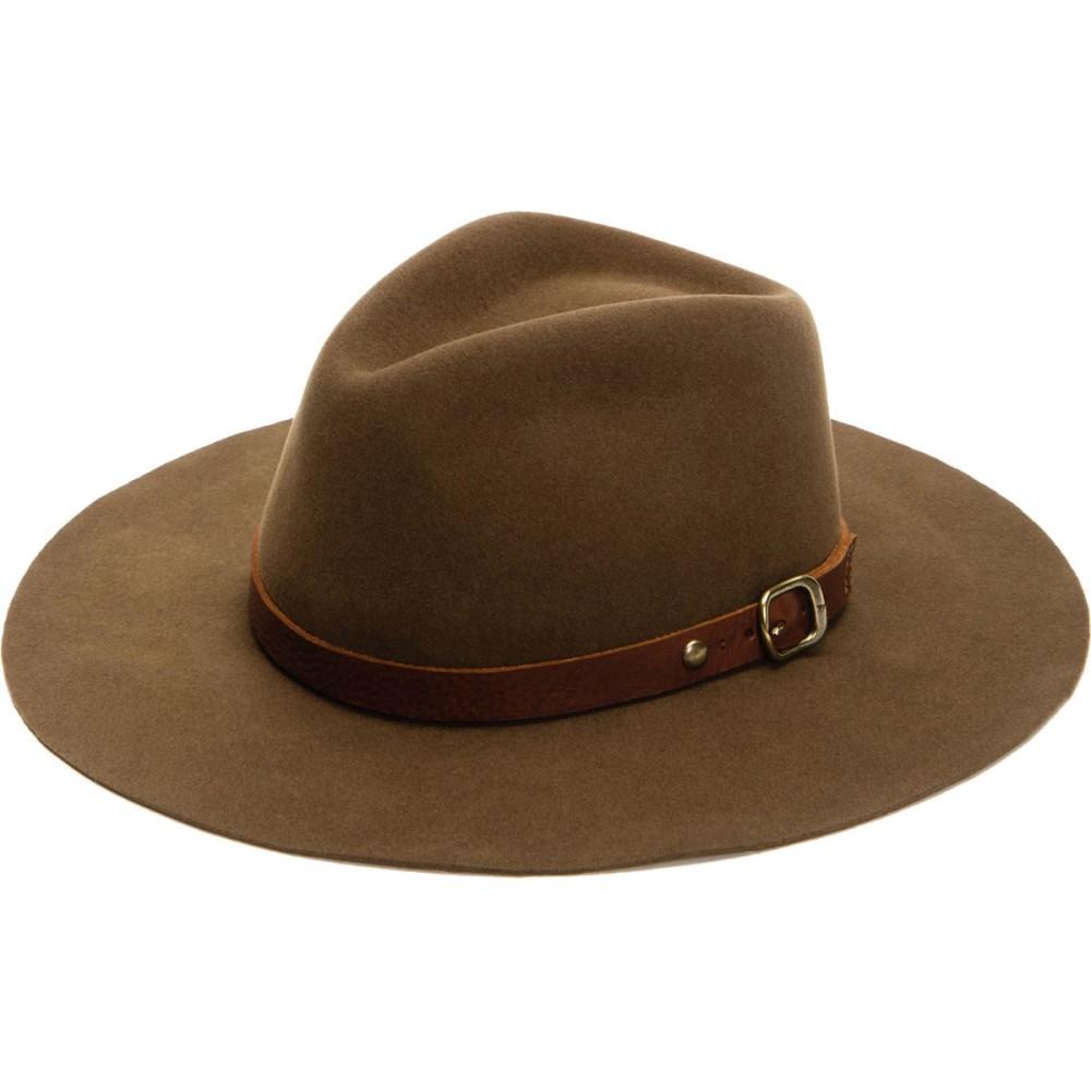 フライ レディース 帽子【Campus Hat】Chestnut