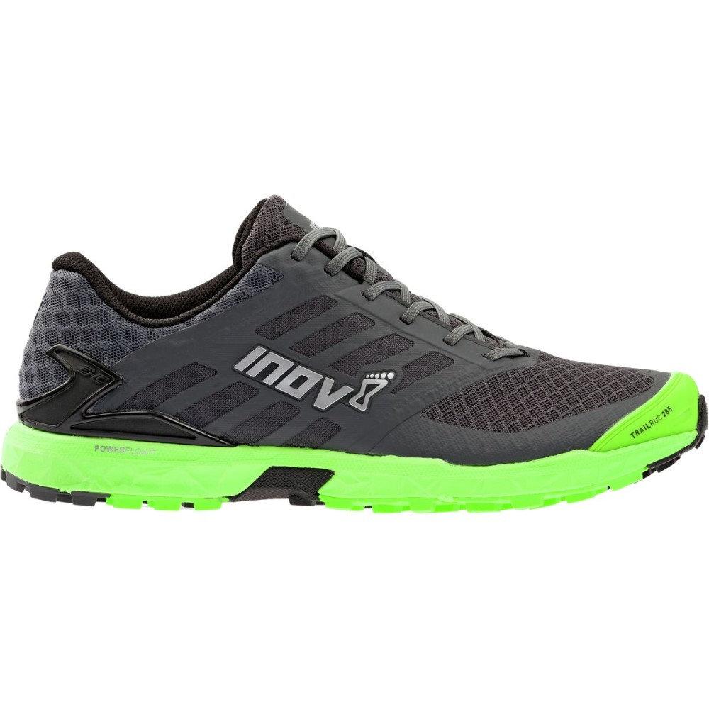 イノヴェイト メンズ ランニング・ウォーキング シューズ・靴【Trailroc 285 Trail Running Shoes】Grey/Green