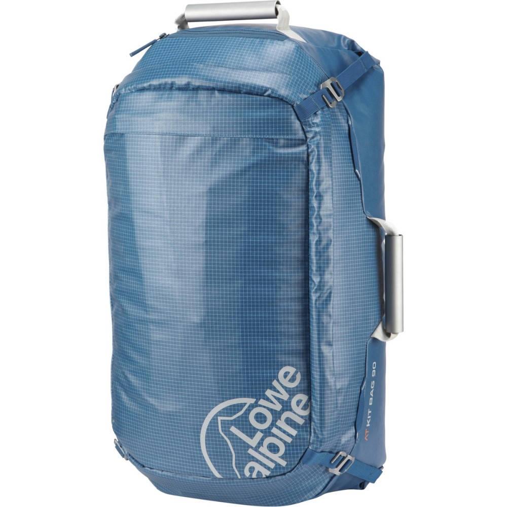 ロエアルピン レディース バッグ ボストンバッグ・ダッフルバッグ【AT Kit 90L Duffel】Atlantic Blue/Limestone