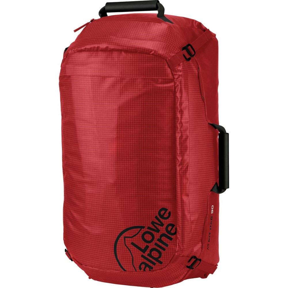 ロエアルピン レディース バッグ ボストンバッグ・ダッフルバッグ【AT Kit 60L Duffel】Pepper Red/Black