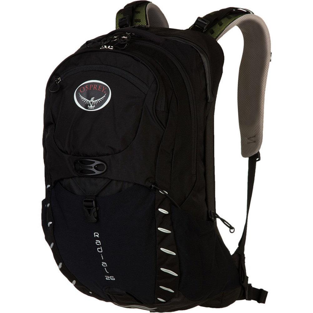 オスプレー レディース バッグ バックパック・リュック【Radial 26L Backpack】Black