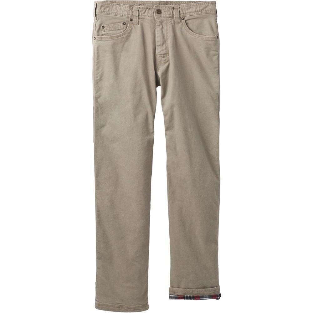 プラーナ メンズ ボトムス・パンツ【Bronson Lined Pants】Dark Khaki
