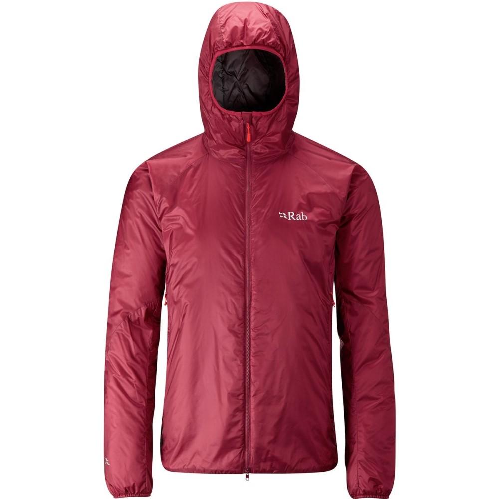 ラブ メンズ アウター ジャケット【Xenon - X Hooded Insulated Jackets】Paprika/Zinc