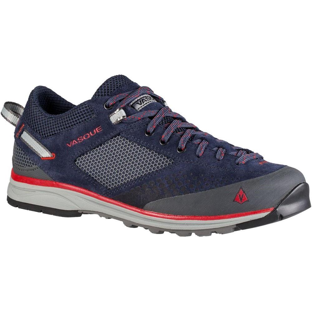 バスク メンズ ハイキング・登山 シューズ・靴【Grand Traverse Hiking Shoes】Navy/Scarlet