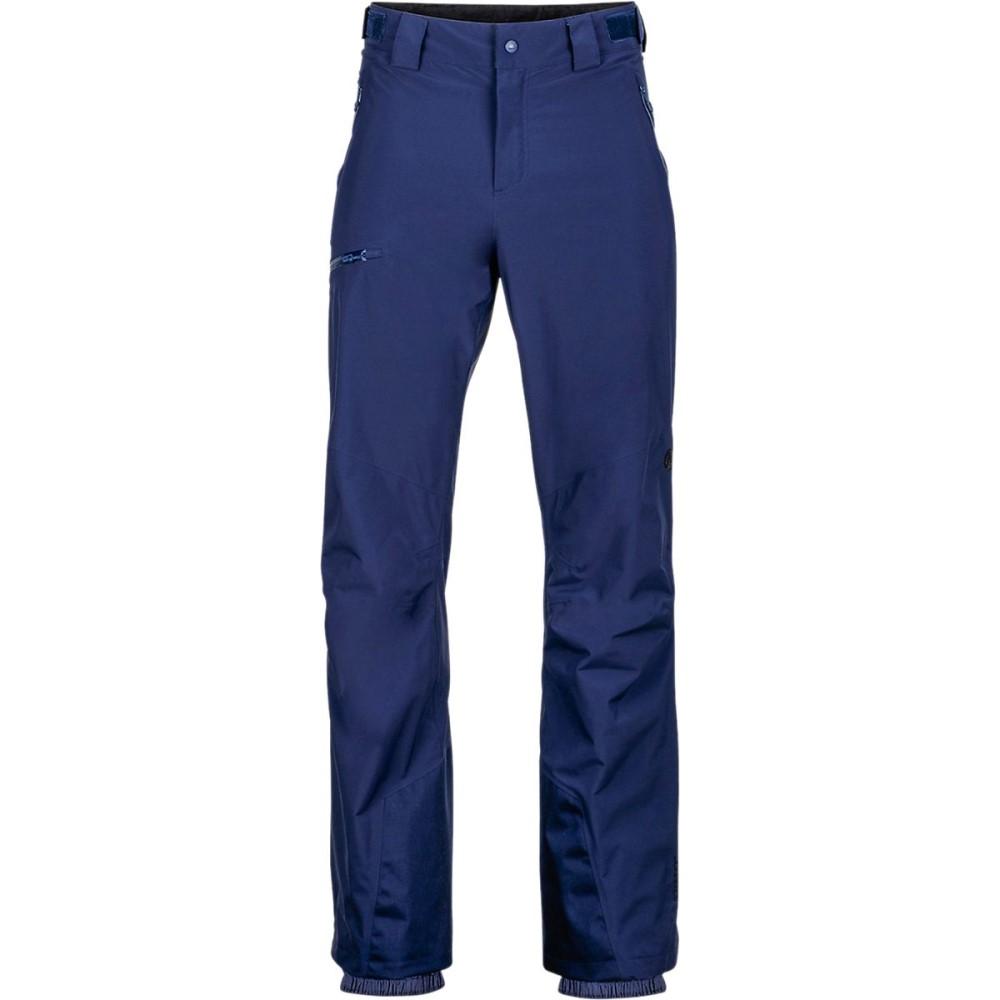 マーモット メンズ スキー・スノーボード ボトムス・パンツ【Palisades Pants】Arctic Navy