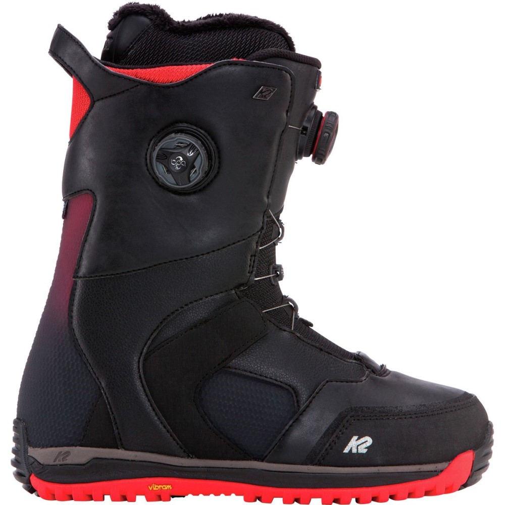 ケーツー メンズ スキー・スノーボード ボード・板【Thraxis Boa Snowboard Boots】Black