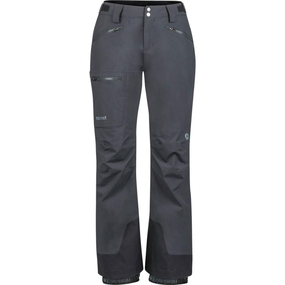 マーモット レディース スキー・スノーボード ボトムス・パンツ【Refuge Pant】Black