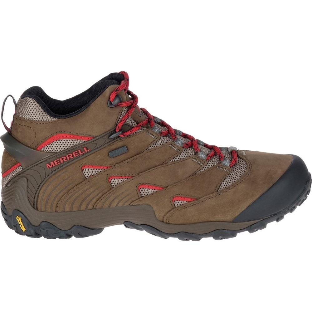 メレル メンズ ハイキング・登山 シューズ・靴【Chameleon 7 Mid Waterproof】Boulder