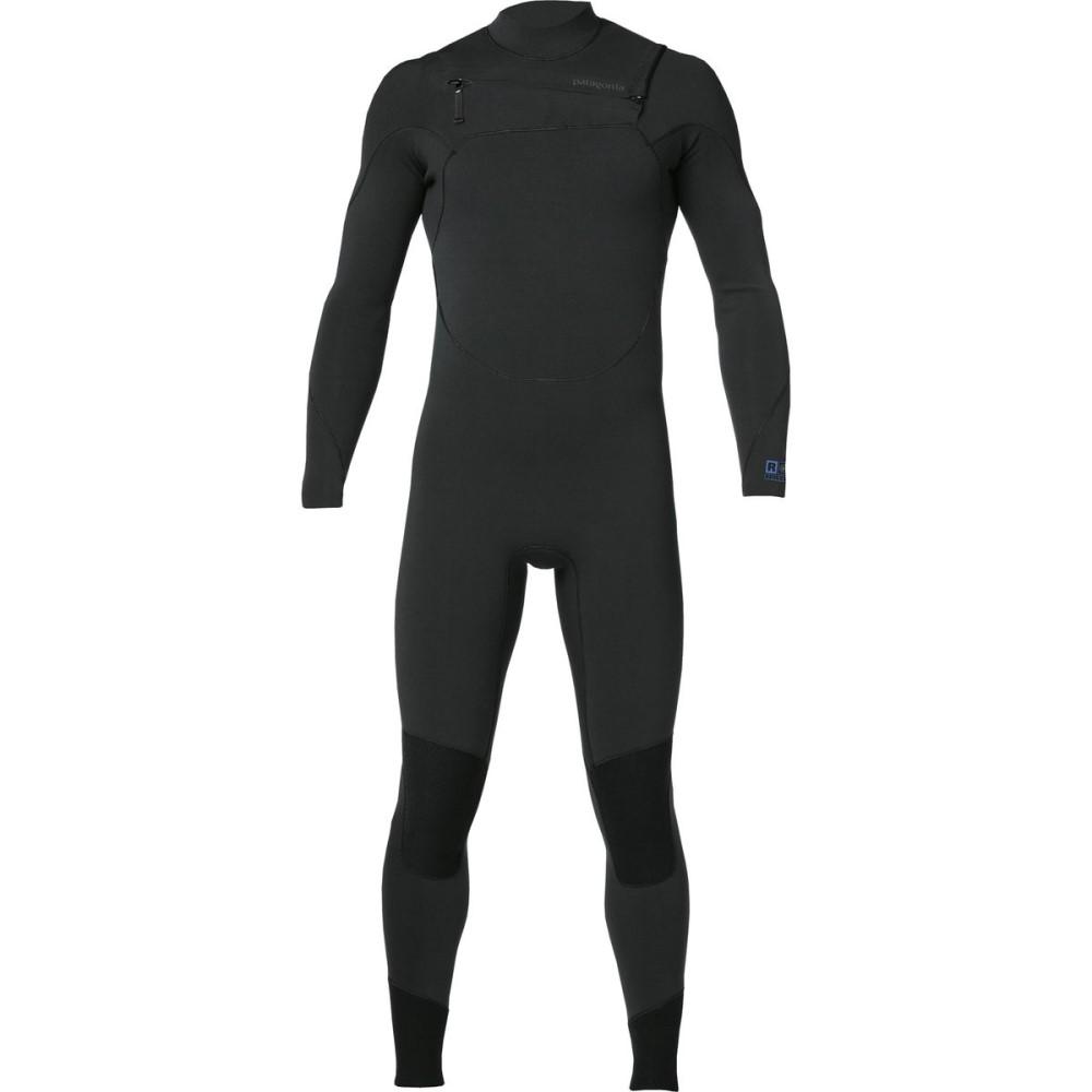 パタゴニア メンズ 水着・ビーチウェア ウェットスーツ【R1 Lite Yulex Front - Zip Full Suits】Black