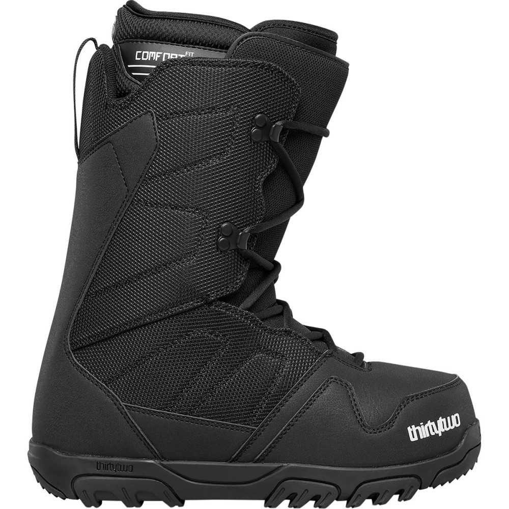 サーティーツー メンズ スキー・スノーボード シューズ・靴【Exit Snowboard Boots】Black