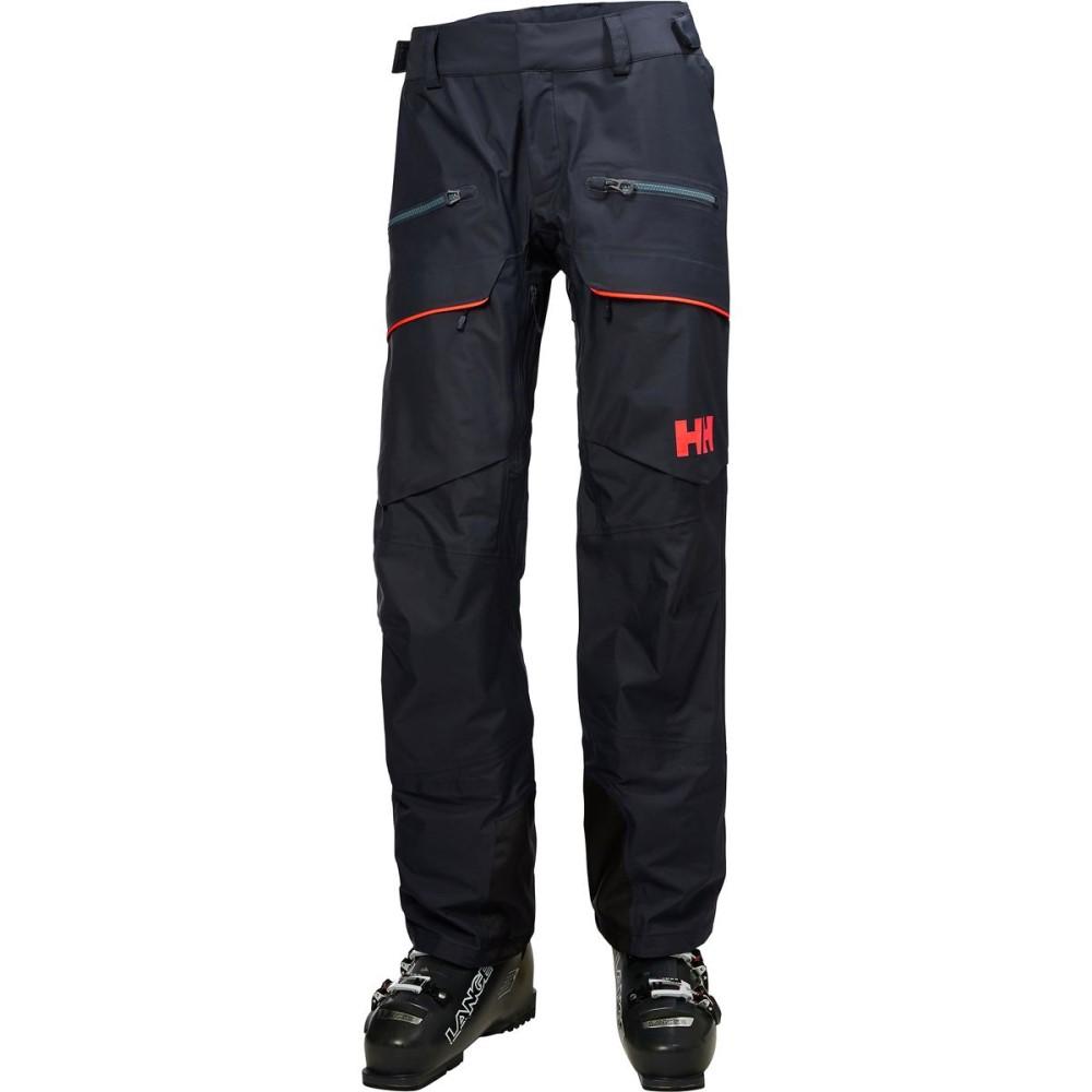 ヘリーハンセン レディース スキー・スノーボード ボトムス・パンツ【Aurora Shell Pant】Graphite Blue