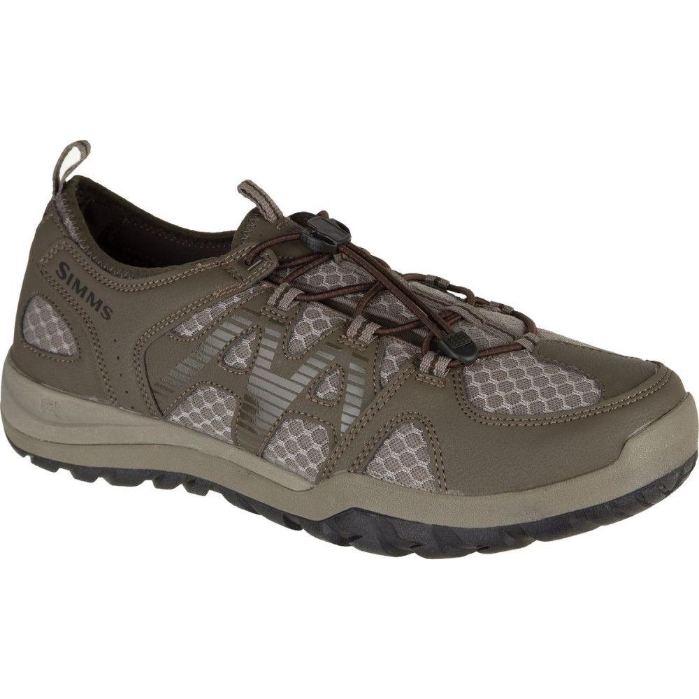 シムズ メンズ 釣り・フィッシング シューズ・靴【Riprap Shoes】Hickory