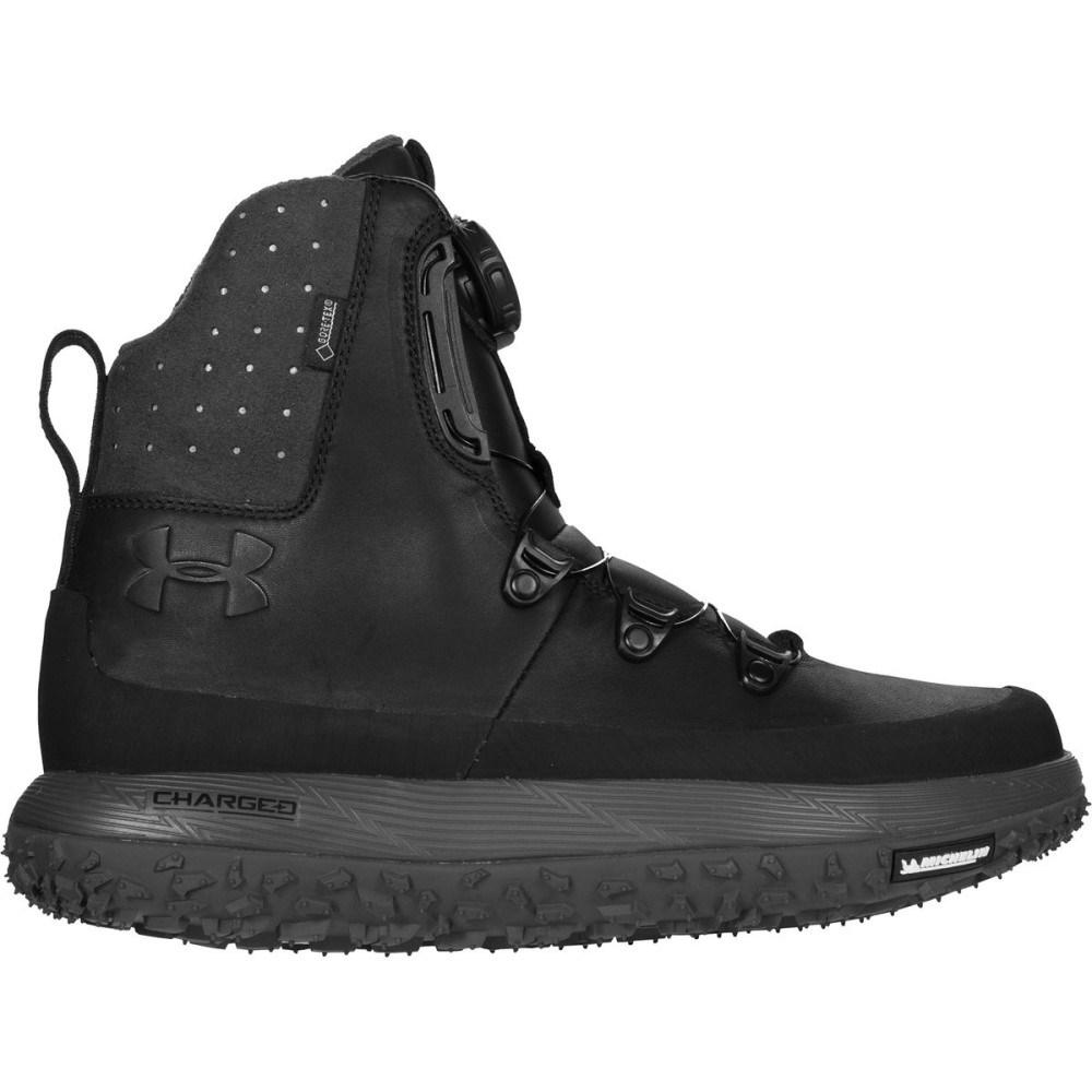 アンダーアーマー メンズ ハイキング・登山 シューズ・靴【Fat Tire Govie SE Boots】Nori Green/Black/Smoke