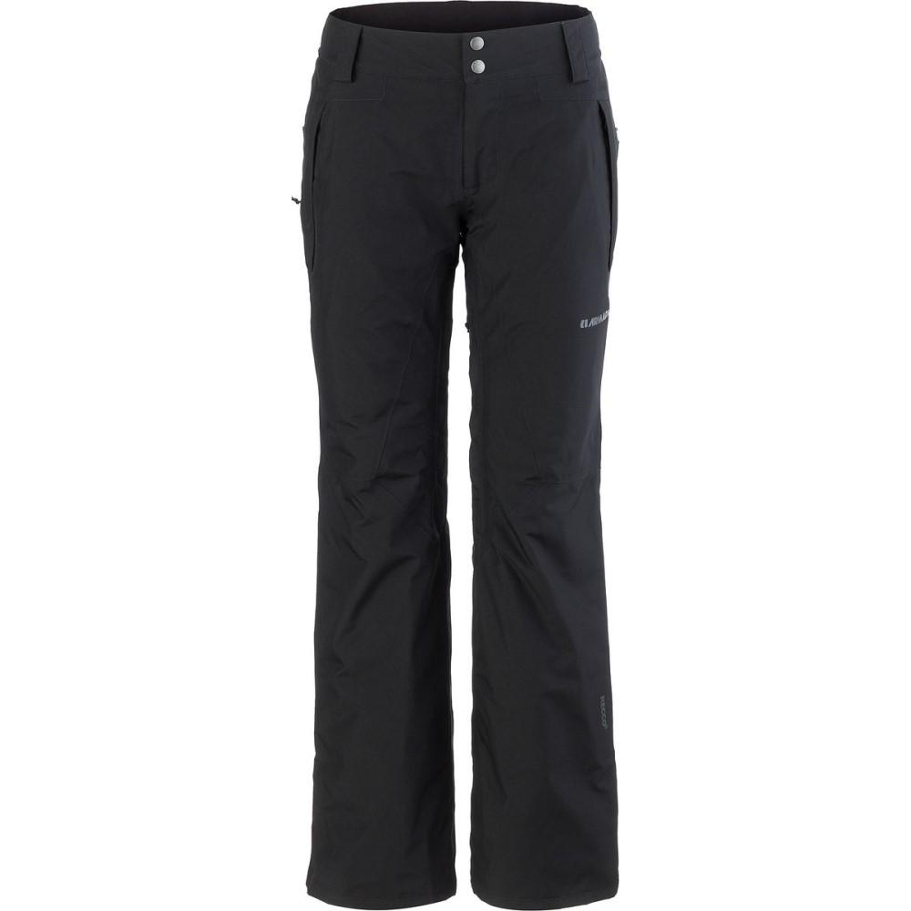 アルマダ レディース スキー・スノーボード ボトムス・パンツ【Vista Gore - Tex Pant】Black