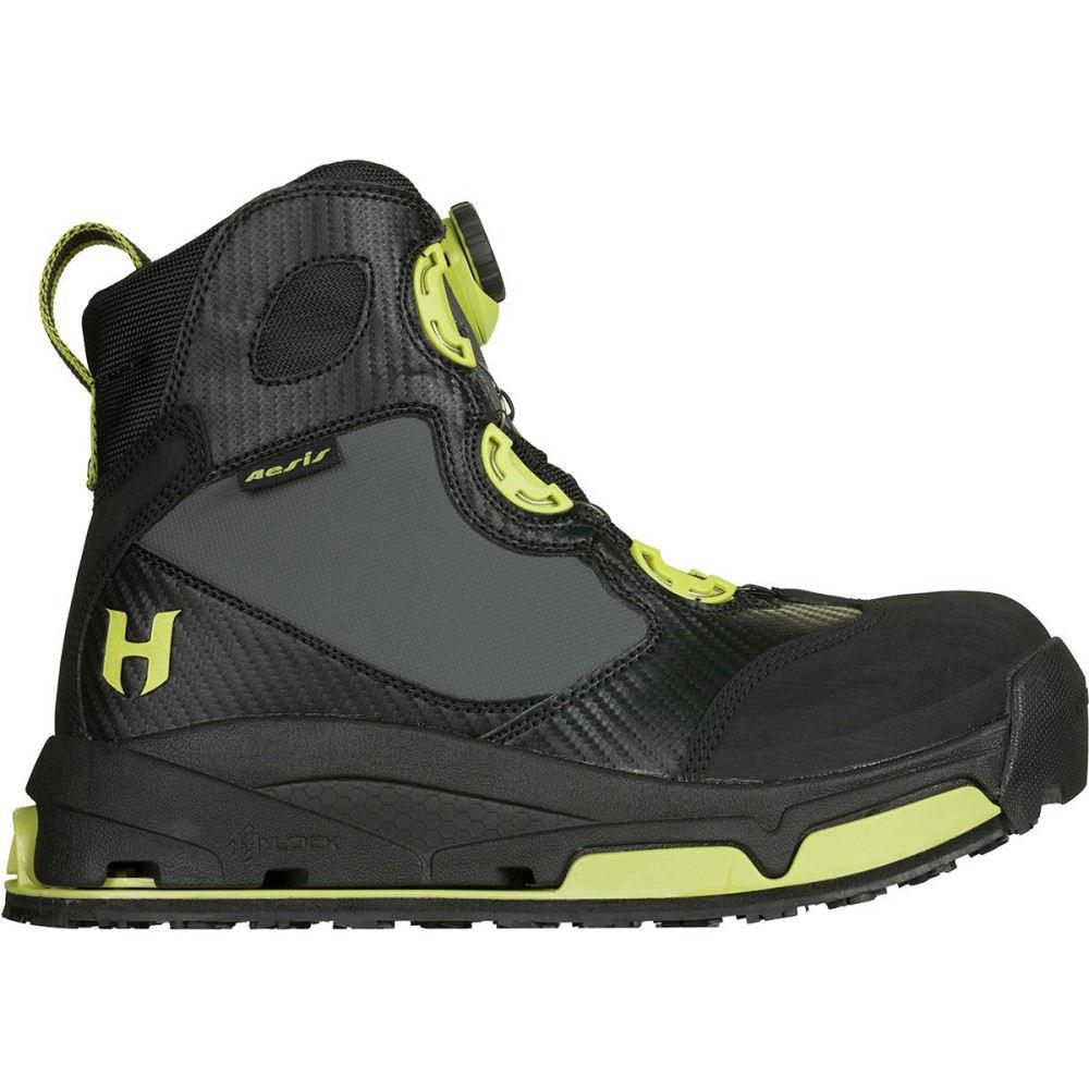 ホッジマン メンズ 釣り・フィッシング シューズ・靴【Aesis H - Lock Wade Boa Boot】Wadetech/Wadetech Studded