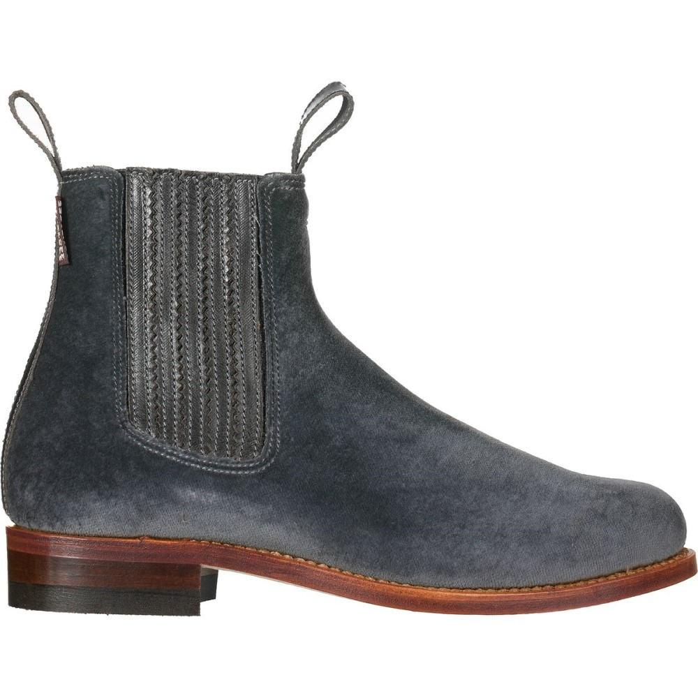 ペネロペ シルヴァーズ レディース シューズ・靴 ブーツ【Chelsea Boot】Smoke Velvet