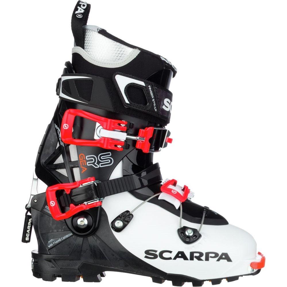 スカルパ レディース スキー・スノーボード シューズ・靴【Gea RS Alpine Touring Boot】White/Black/Flame