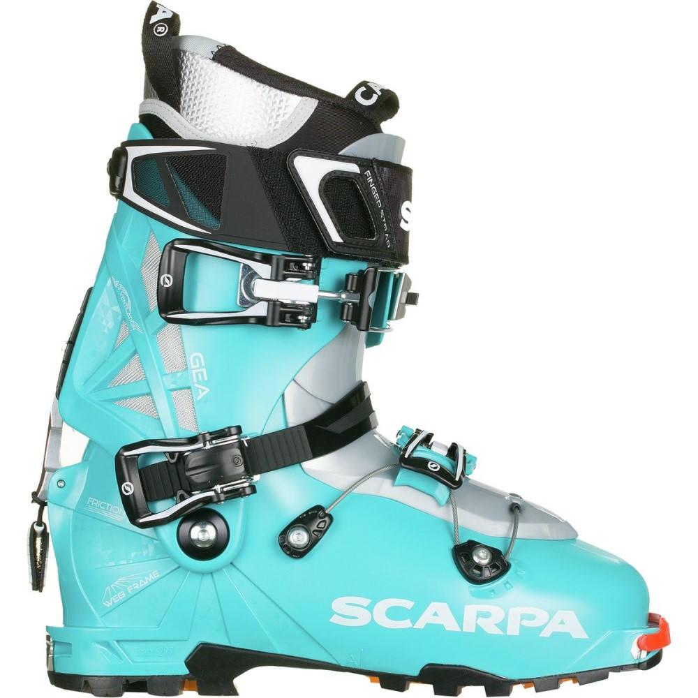 スカルパ レディース スキー・スノーボード シューズ・靴【Gea Alpine Touring Boot】Scuba Blue