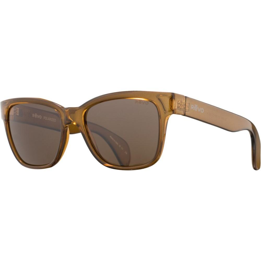 レヴォ レディース メガネ・サングラス【Trystan Sunglasses - Polarized】Rootbeer/Terra