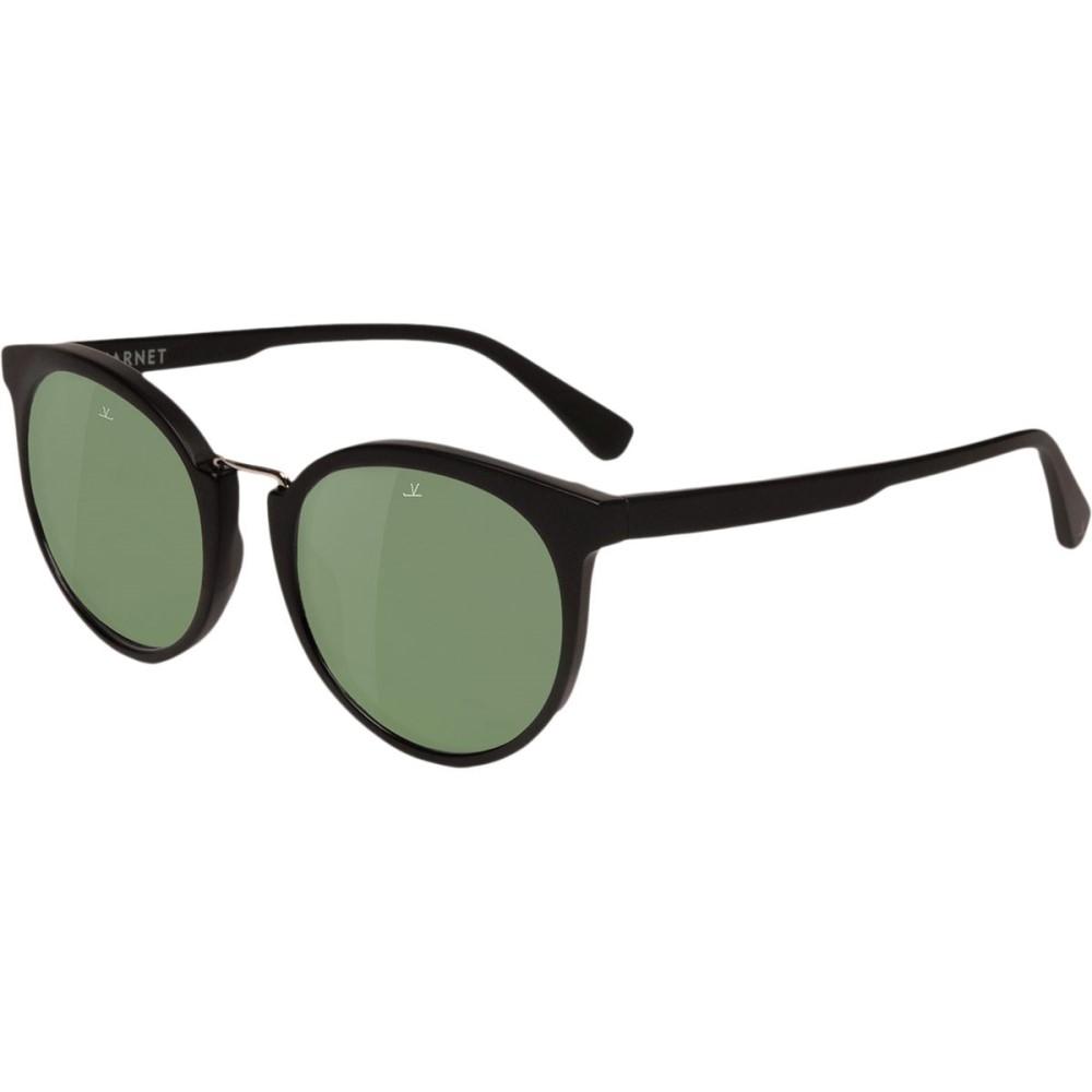 ヴュアルネ レディース メガネ・サングラス【Cable Car Sunglasses】Matte Black/Silver-Pure Grey