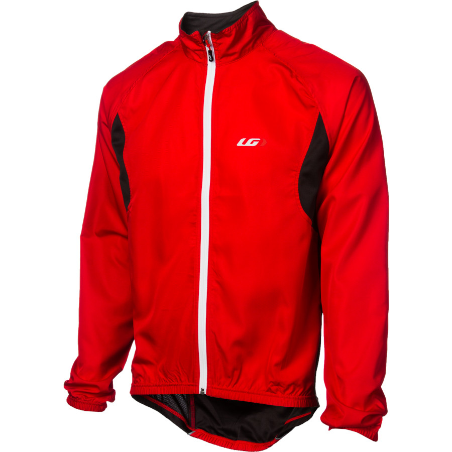 イルスガーナー Louis Garneau メンズ サイクリング ウェア【Modesto 2 Jacket】Ginger