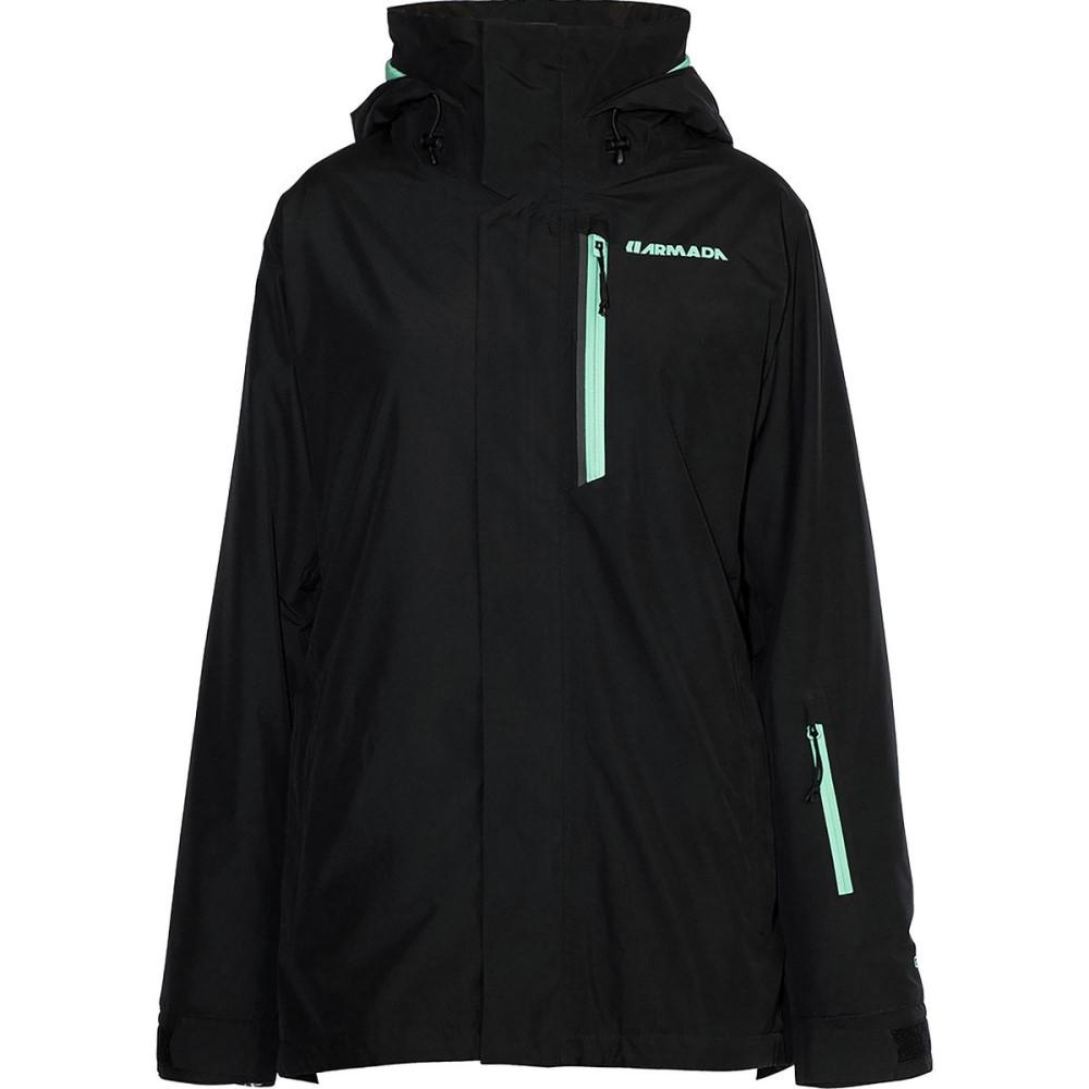 アルマダ レディース スキー・スノーボード アウター【Kasson Gore - Tex Jacket】Black