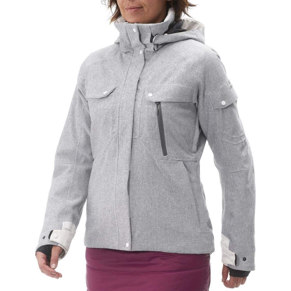アイダー レディース スキー・スノーボード アウター【Cole Valley Jacket】White