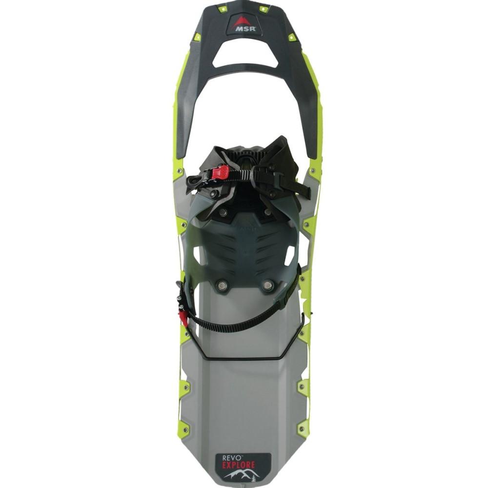 エムエスアール メンズ ハイキング・登山 シューズ・靴【Revo Explore Snowshoes】Chartreuse