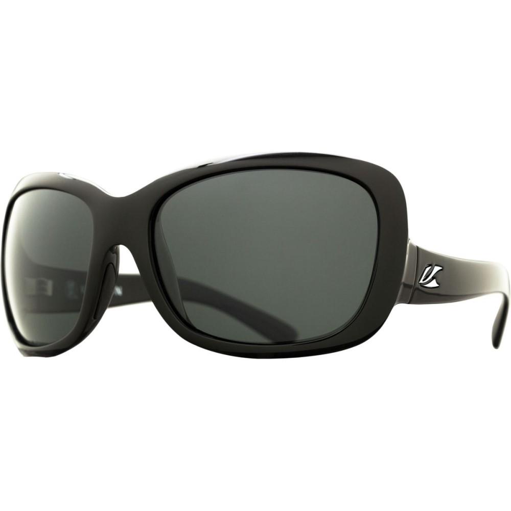 カエノン レディース スポーツサングラス【Avila Sunglasses - Polarized】Black/Grey 12-Polarized