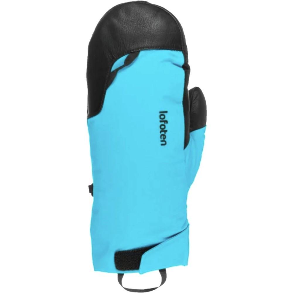 ノローナ レディース 手袋・グローブ【Lofoten Dri1 PrimaLoft 400 Short Mittens】Caribbean Blue