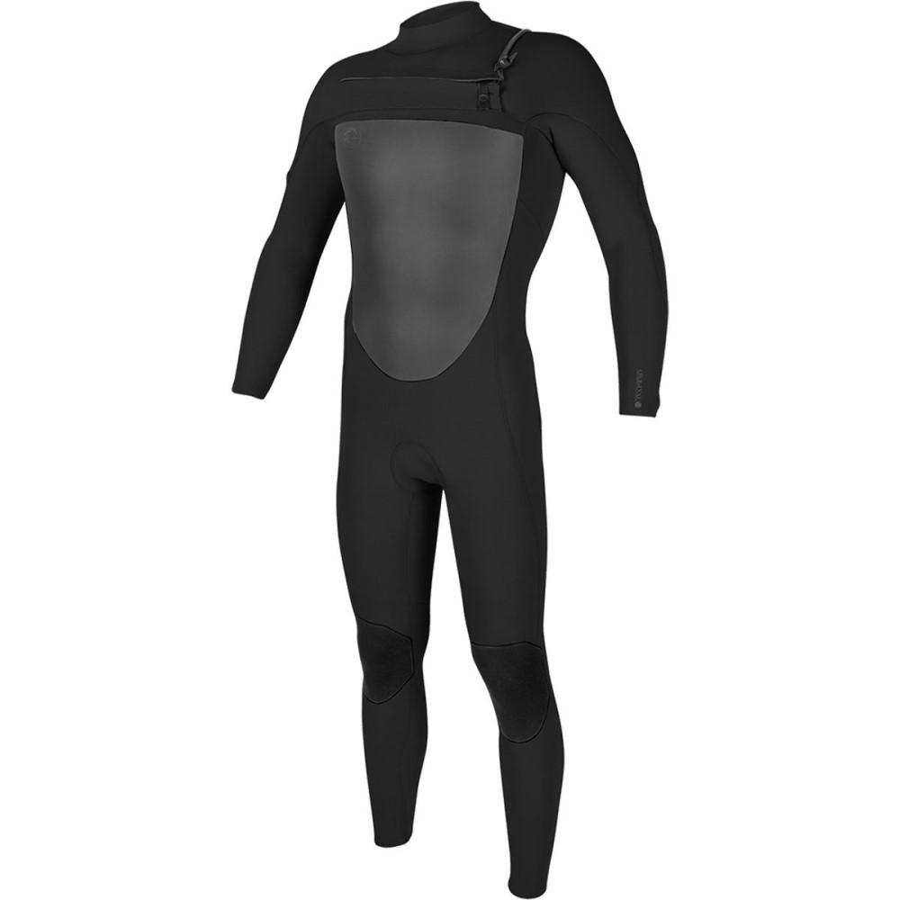 オニール メンズ 水着・ビーチウェア ウェットスーツ【O'riginal Fuze 4/3 Taped Wetsuits】Black/Black