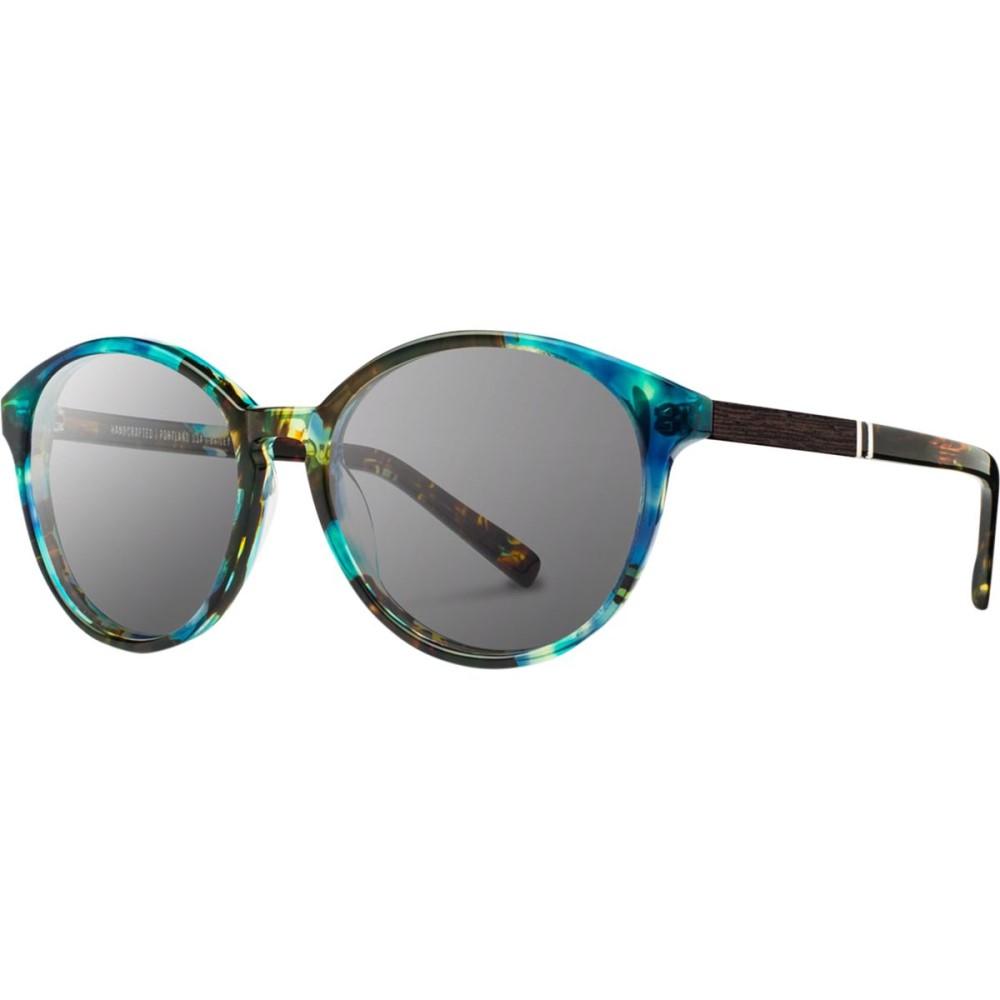 シュウッド レディース メガネ・サングラス【Bailey Sunglasses - Polarized】Blue Opal/Ebony - Grey Fade