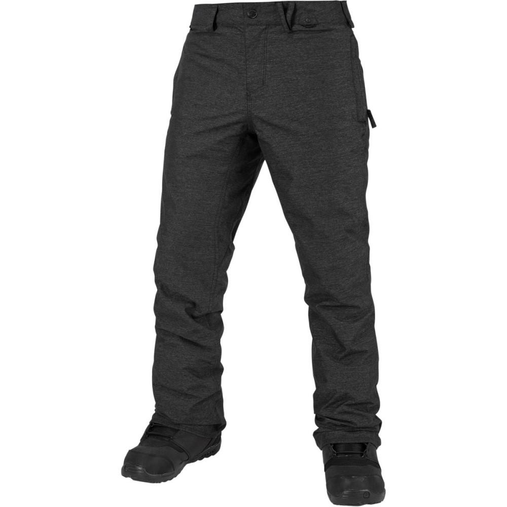 ボルコム メンズ スキー・スノーボード ボトムス・パンツ【Solver Snow Pants】Black