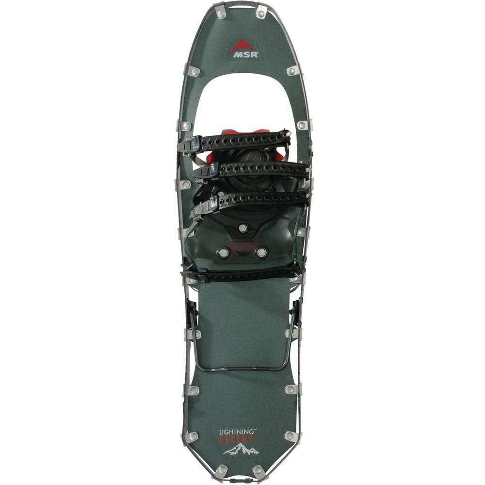 エムエスアール レディース スキー・スノーボード シューズ・靴【Lightning Ascent Snowshoe】Gunmetal