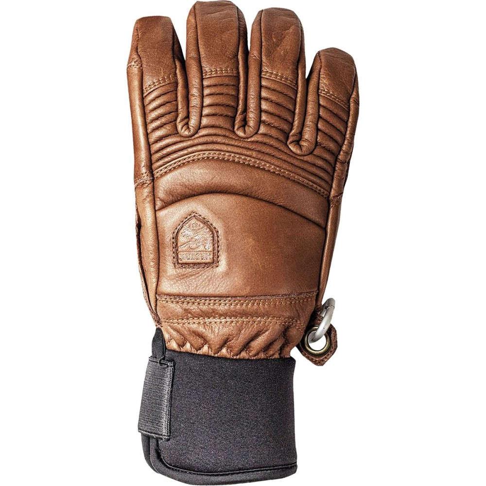 ヘスタ レディース 手袋・グローブ【Leather Fall Line Glove】Cork