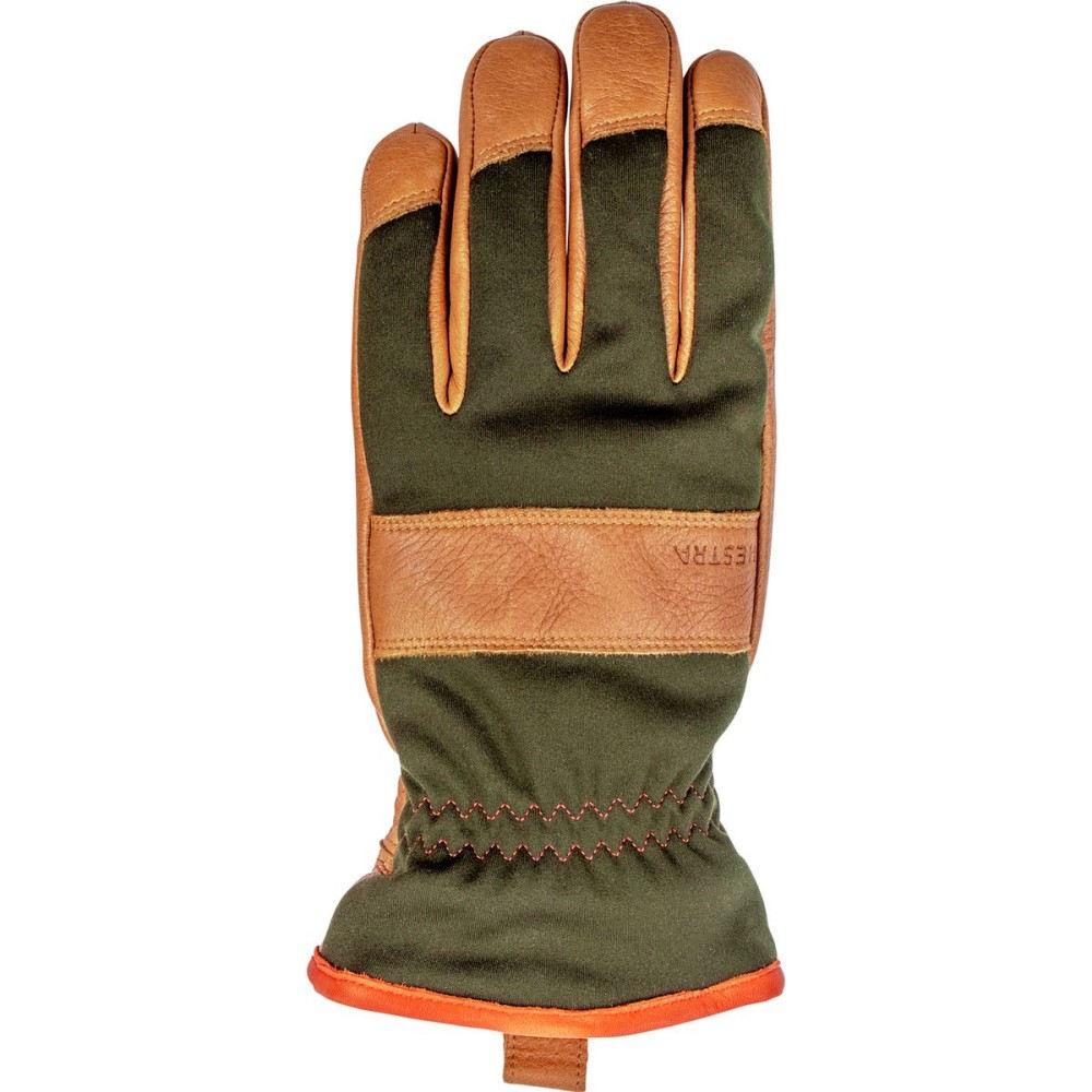 ヘスタ メンズ 手袋・グローブ【Tor Glove】Dark Forest/Cork