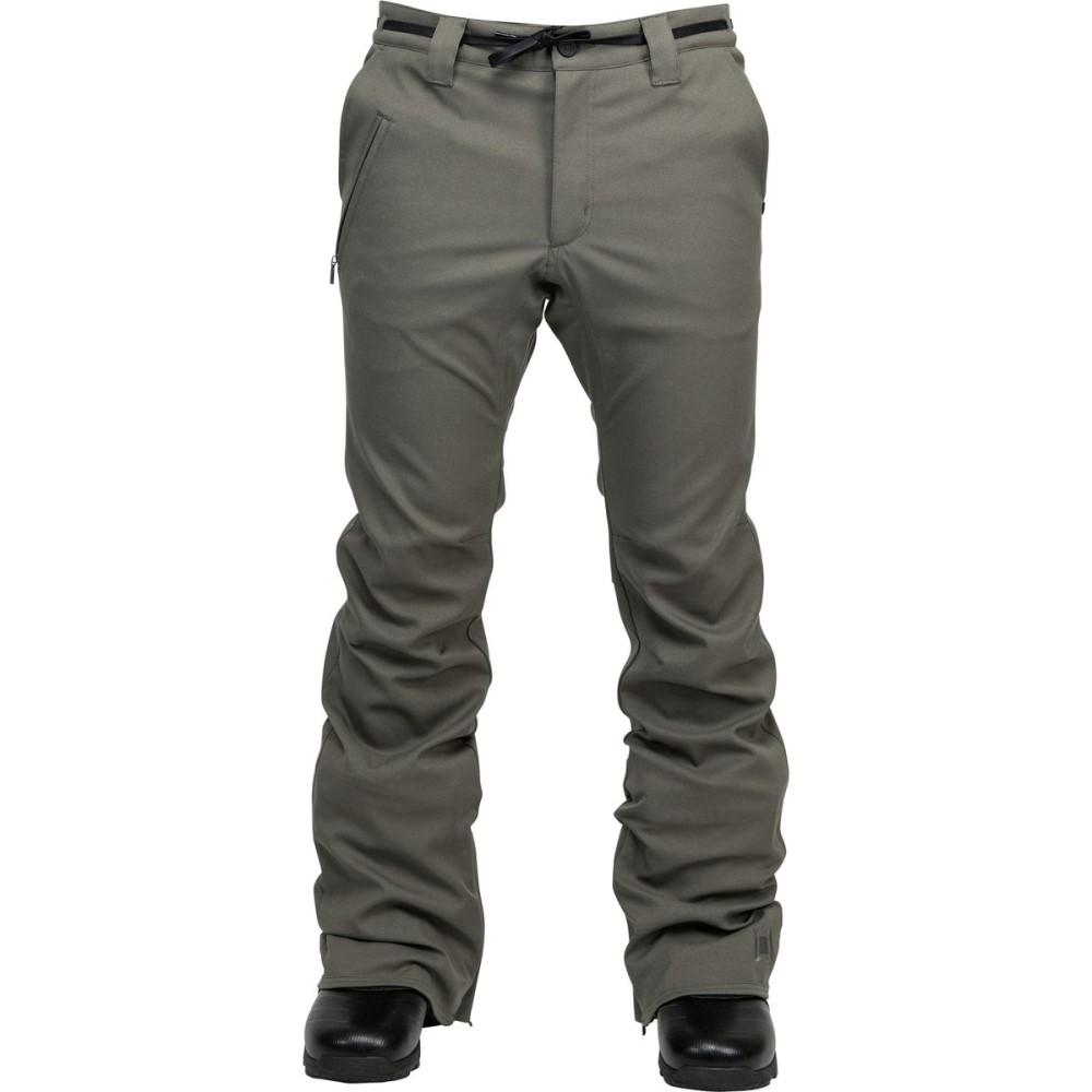 L1 メンズ スキー・スノーボード ボトムス・パンツ【Thunder Pants】Dark Grey